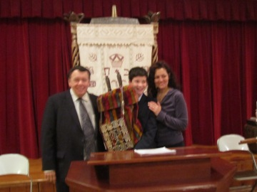 Bergen County Bar Mitzvah